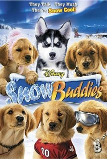 Snow Buddies (2008) cover
