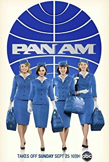 Pan Am (2011) cover