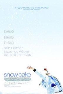 Snow Cake (2006) cover