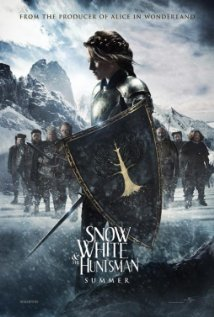 Snow White and the Huntsman (2012) cover