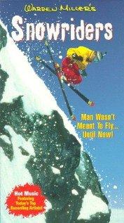 Snowriders 1996 poster