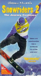 Snowriders II (1997) cover