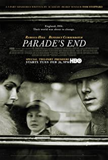 Parade's End (2012) cover