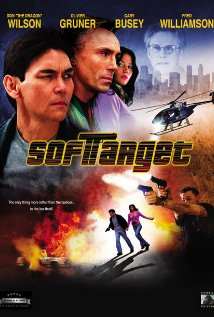 Soft Target (2006) cover