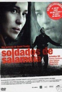 Soldados de Salamina (2003) cover