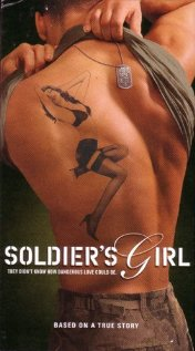 Soldier's Girl (2003) cover