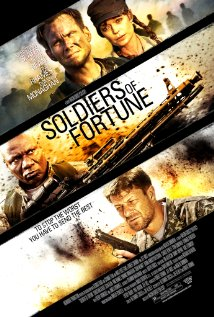 Soldiers of Fortune (2012) cover