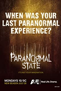 Paranormal State 2007 poster