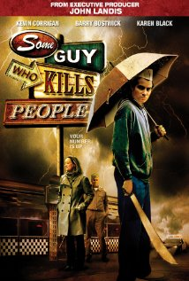 Some Guy Who Kills People (2011) cover
