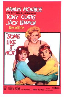 Some Like It Hot (1959) cover