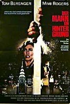 Someone to Watch Over Me 1987 poster