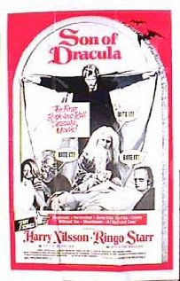 Son of Dracula (1974) cover