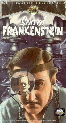 Son of Frankenstein (1939) cover