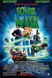 Son of the Mask (2005) cover