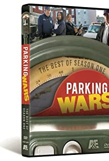 Parking Wars (2008) cover