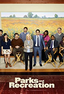 Parks and Recreation 2009 poster
