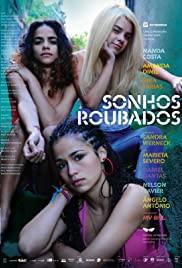 Sonhos Roubados (2009) cover