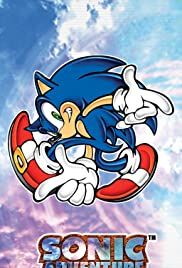 Sonic Adventure (1998) cover