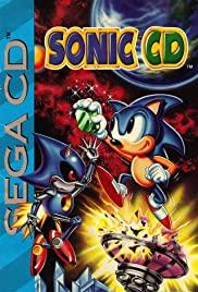 Sonic CD (1993) cover