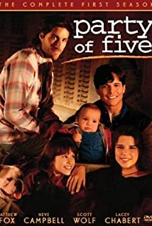 Party of Five (1994) cover