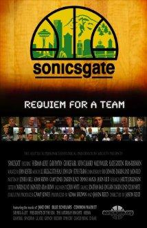 Sonicsgate (2009) cover