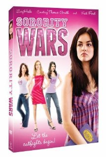 Sorority Wars (2009) cover