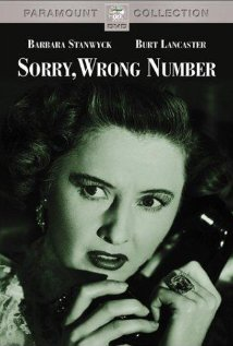 Sorry, Wrong Number (1948) cover