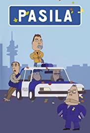 Pasila (2007) cover