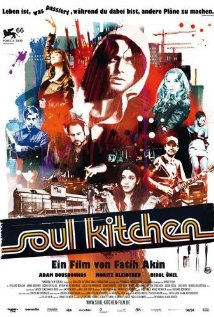 Soul Kitchen (2009) cover