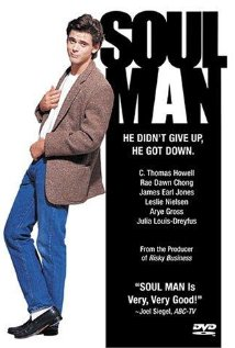 Soul Man (1986) cover