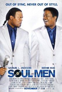 Soul Men (2008) cover