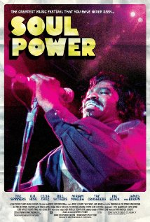Soul Power (2008) cover