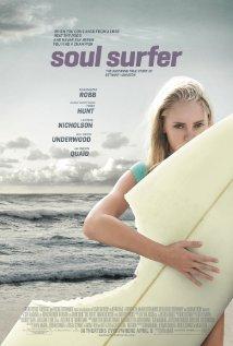 Soul Surfer 2011 poster