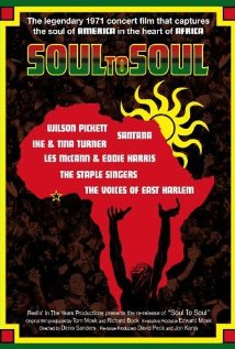 Soul to Soul 1971 poster