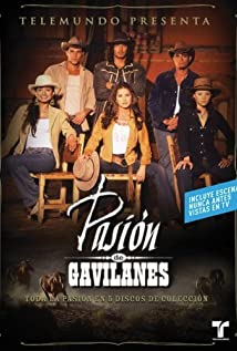 Pasión de gavilanes (2003) cover