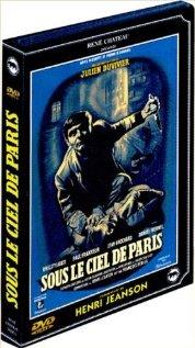 Sous le ciel de Paris (1951) cover