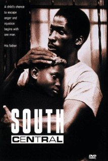 South Central 1992 poster