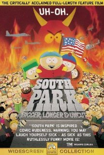 South Park: Bigger Longer & Uncut (1999) cover