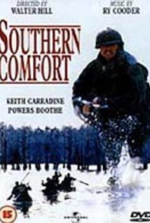Southern Comfort (1981) cover