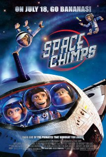 Space Chimps (2008) cover