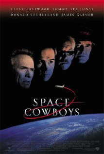 Space Cowboys 2000 poster
