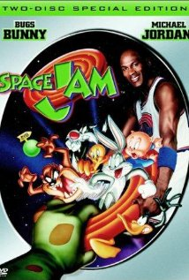 Space Jam (1996) cover