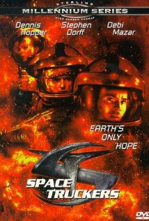 Space Truckers 1996 poster