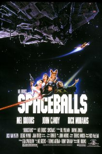 Spaceballs (1987) cover