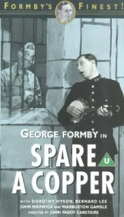 Spare a Copper (1940) cover
