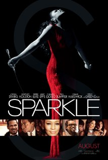Sparkle (2012) cover
