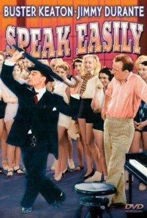 Speak Easily (1932) cover