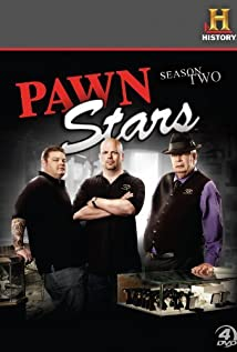 Pawn Stars (2009) cover