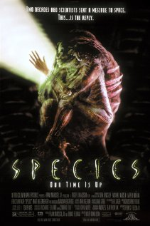 Species (1995) cover