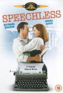 Speechless (1994) cover